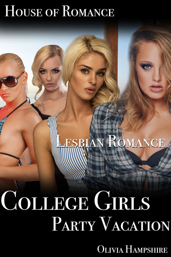 College Girls First Time Lesbian Books